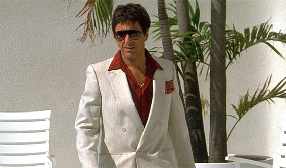 Make Way for the Bad Guy With <em>Scarface</em> On-Air and Trivia and Features Online