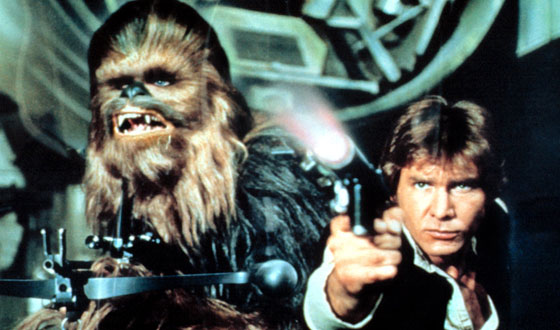 Can an Action Career Start Any Better Than Harrison Ford's in <i>Star Wars</i>? Yes, It Can