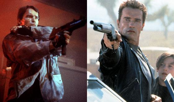<i>T</i> 'n' <i>T2</i> – Is Schwarzenegger's Evil Terminator Better Than His Heroic One?