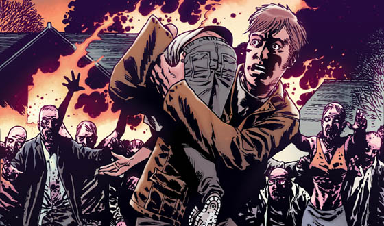 Sneak Peek &#8211; <em>The Walking Dead</em> Issue 84