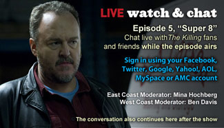 Watch & Chat About Episode 5 This Sunday Night