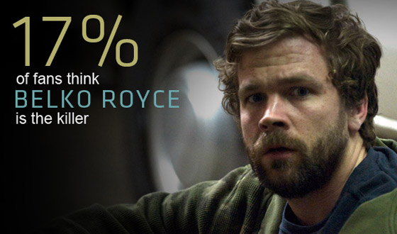 What You're Saying About Belko Royce