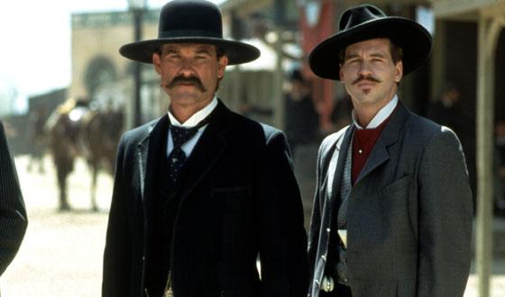Half-Surprised <em>Tombstone</em> Beats <em>Unforgiven</em> and <em>Dances With Wolves</em> as Best '90s Western?