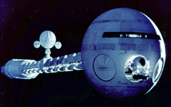 Space Travel, the Science-Fiction-Film Way