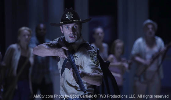<em>The Walking Dead</em> Receives Critics' Choice Nomination