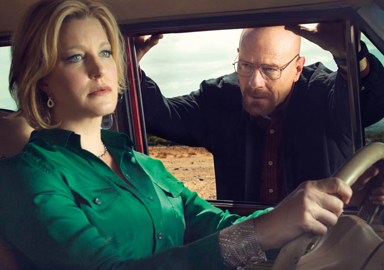 Breaking Bad - Breaking Bad Season 4 Studio Photos - AMC