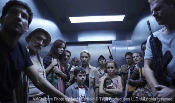 <em>The Walking Dead</em> Nabs TCA Nomination