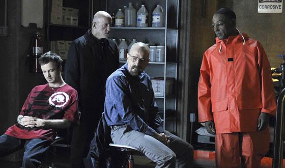 Sneak Peek Photos From <em>Breaking Bad</em> Season 4 Now Online