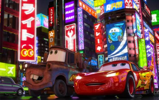 Driving Down the Supernerd Highway With the Cars Films