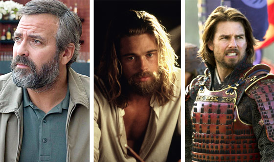 Photos – Ten Beards So Great You'll Forget How Handsome Clooney, Pitt, and Cruise Actually Are