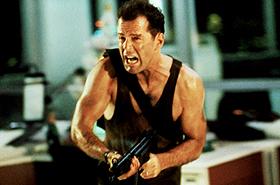 <em>Die Hard</em> Trivia Game