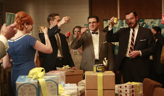 Ten Memorable <em>Mad Men</em> Parties Just in Time for the Fourth of July