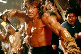 <em>Rambo</em> Trivia Game