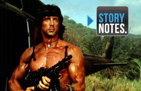 Story Notes for <em>Rambo: First Blood Part II</em>