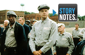 Story Notes for <em>The Shawshank Redemption</em>