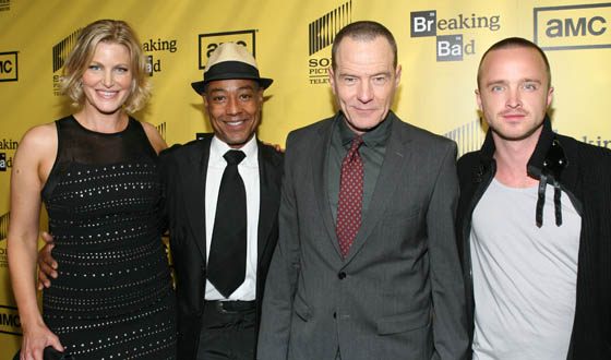 Red Carpet Photos From <em>Breaking Bad</em>&#8216;s Season 4 Premiere