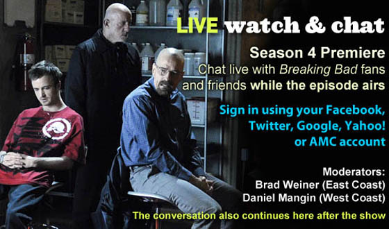 Watch & Chat About the Season Premiere on Sunday