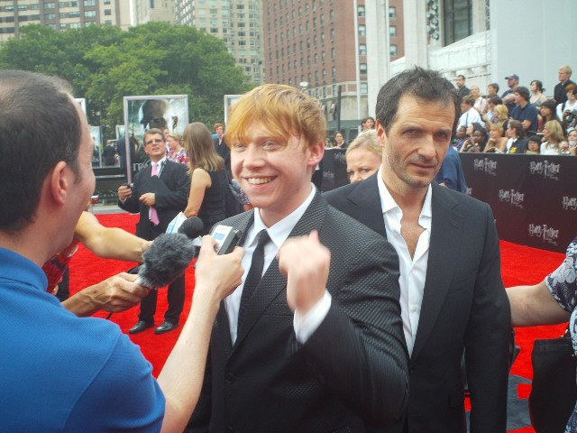 Interview: Harry Potter Cast and Crew Say Goodbye at Final Red Carpet