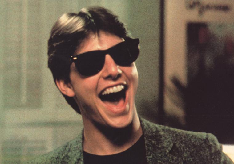 Keanu Reeves Matrix Sunglasses