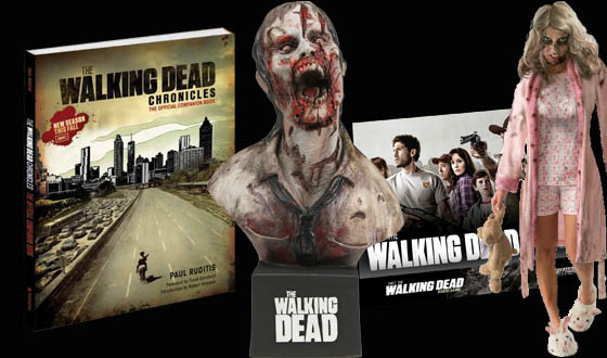 Shoppers Alert! <em>The Walking Dead</em> Merchandise at San Diego Comic-Con 2011