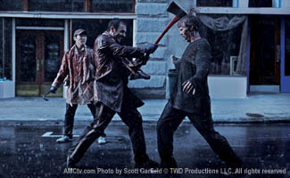 <em>The Walking Dead</em> Video &#8211; How to Kill a Walker