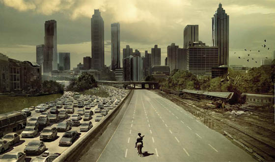 <em>The Walking Dead</em> Nabs Three Emmy Nominations for Season 1