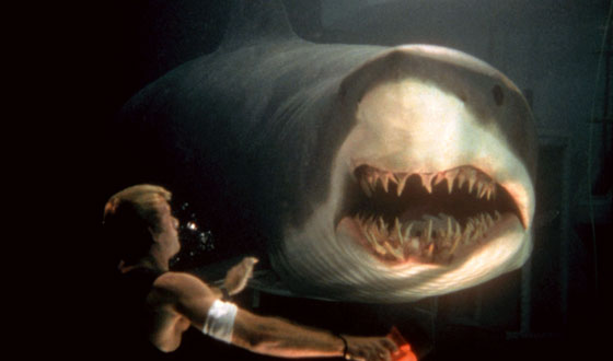 Jaws Might Be the Scariest Creature Awaiting You in the Water, But He's Not Alone