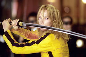 <em>Kill Bill</em> Trivia Game