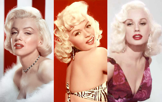 Movie History – Ka-Boom and Va-Va-Voom… Bombshells From Mae West to Marilyn Monroe
