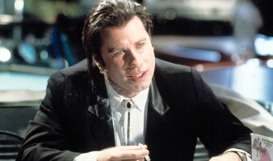 Take a Look at Travolta's Career, and You'll See How Good He Is at Being Bad
