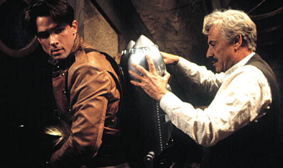 Looking Back at <i>The Rocketeer</i> 20 Years Later