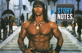 Story Notes for <em>Conan the Barbarian</em>