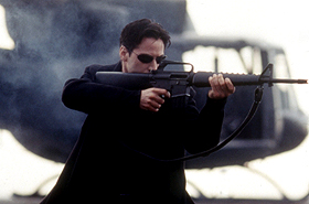 <em>The Matrix</em> Trilogy Trivia Game