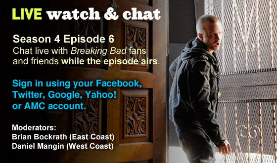 Watch & Chat About Season 4 Episode 6 This Sunday Night