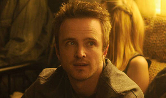 <i>Breaking Bad</i>&#8216;s Aaron Paul Chats With <i>The Associated Press</i>, Appears on <i>Lopez Tonight</i>