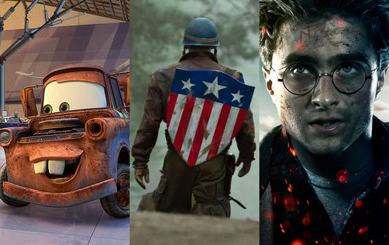Scifi Film Winners and Losers of Summer 2011