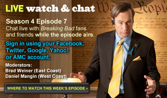 Watch & Chat About Season 4 Episode 7 This Sunday Night