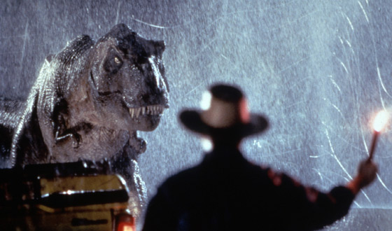 Dino-Mania Hits AMC With All Things <em>Jurassic Park</em> Online and the Trilogy On-Air