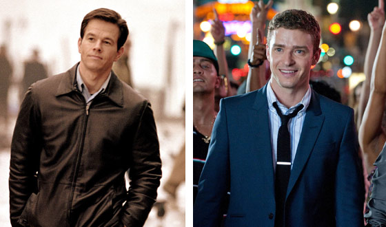 The Best Thing About Nineties Boy Bands? The Acting Careers of Wahlberg and Timberlake
