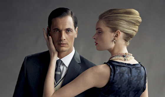 Banana Republic Launches <em>Mad Men</em> Inspired Collection With Series Designer Janie Bryant