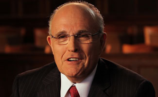 Video – Former New York City Mayor Rudolph Giuliani on Fighting the Mob