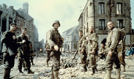 In Spielberg Movies, WWII Can Be Hilarious (<em>1941</em>) or Deadly Serious (<em>Schindler's List</em>)