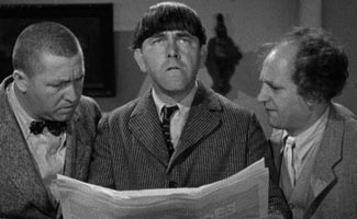 Nyuk-Nyuk-Nyuk! Five New <em>The Three Stooges</em> Shorts on AMCtv.com