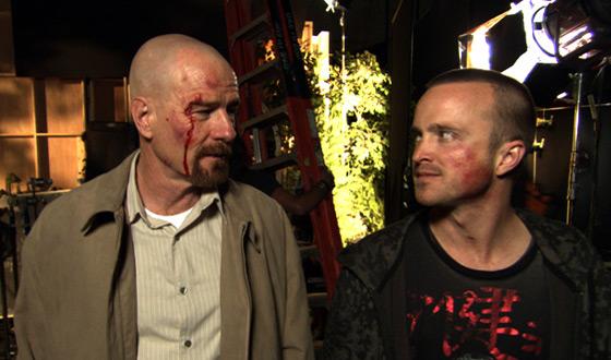 Video – Inside Walt and Jesse's Fight