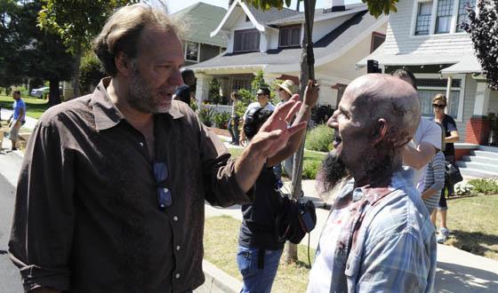Greg Nicotero Named Co-Executive Producer of AMC's <em>The Walking Dead</em>
