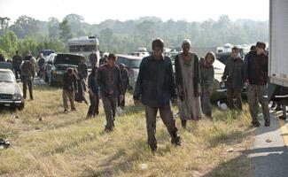 <em>The Walking Dead</em> Season 2 Kicks Off With an Extra Half-Hour of Zombie Drama