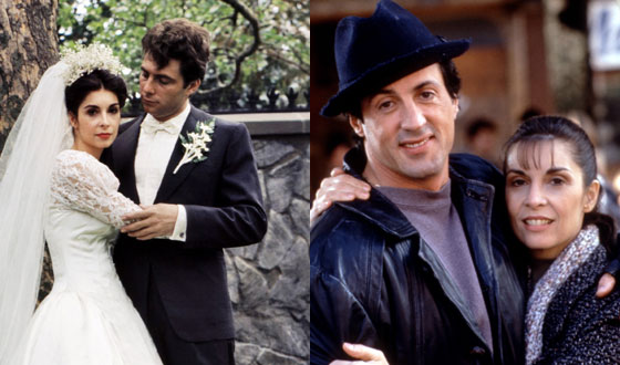 Consider This Talia Shire Catfight – Adrian Balboa Takes on Connie Corleone