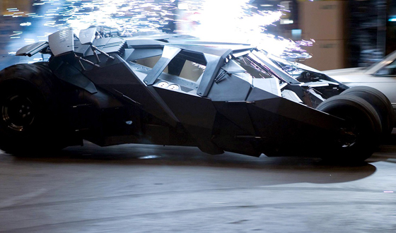 Holy Sweet Rides, Batman! A Batmobile Better Than the One in <em>The Dark Knight</em>