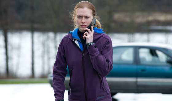 Enos Talks to <em>Digital Spy</em> Talks; <em>TV Guide</em> Notes <em>The Killing</em>'s Six Emmy Noms