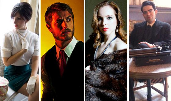 Meet the Semi-Finalists in the <em>Mad Men</em> Casting Call